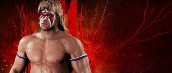 WWE 2K18 Roster Ultimate Warrior Superstar Profile