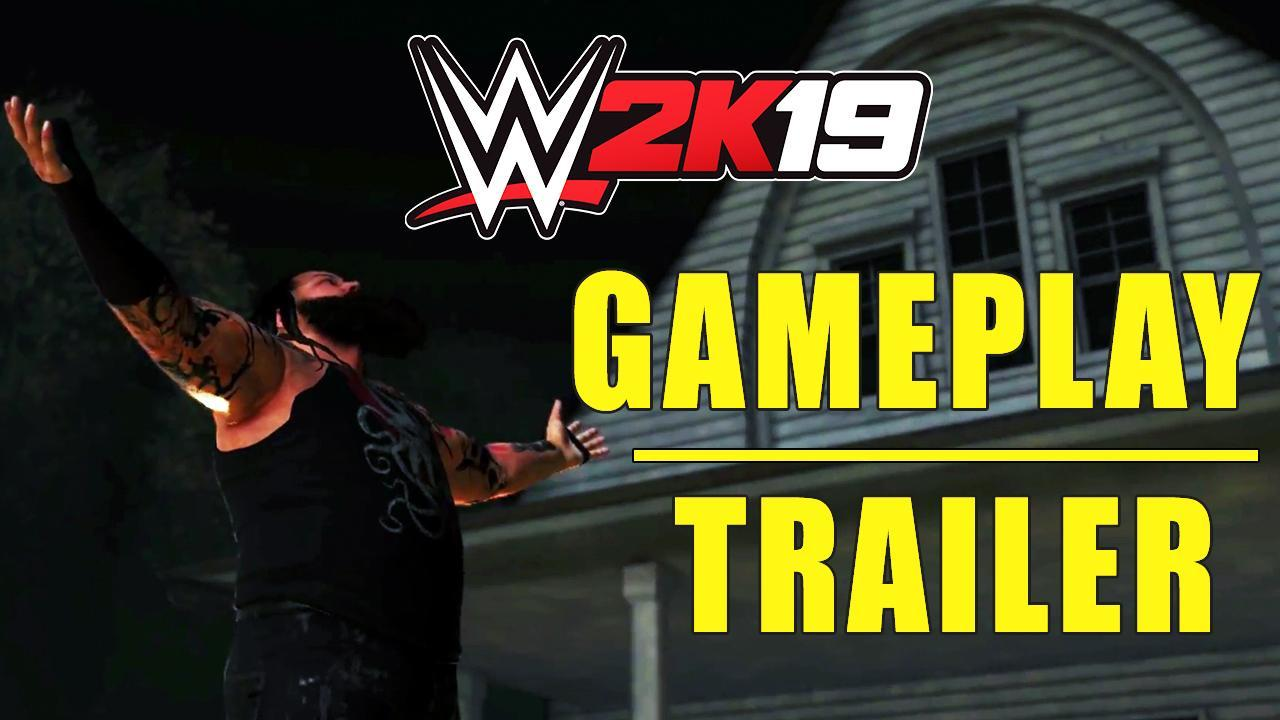 "WWE 2K19 NEW Gameplay Trailer - ""The Phenomenal One"""