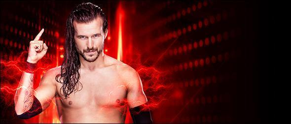 WWE 2K19 Roster Adam Cole Undisputed Era Superstar Profile