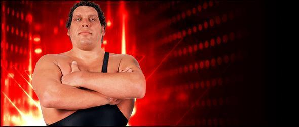 WWE 2K19 Roster Andre The Giant Superstar Profile