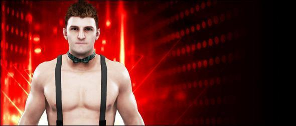 WWE 2K19 Roster Cole Quinn Superstar Profile