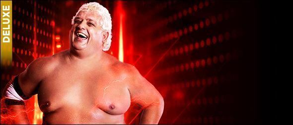 WWE 2K19 Roster Dusty Rhodes 1985 Deluxe Edition Profile