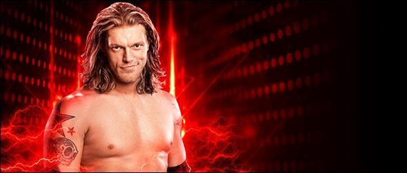 WWE 2K19 Roster Edge Superstar Profile