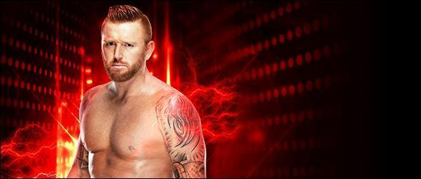 WWE 2K19 Roster Heath Slater Superstar Profile