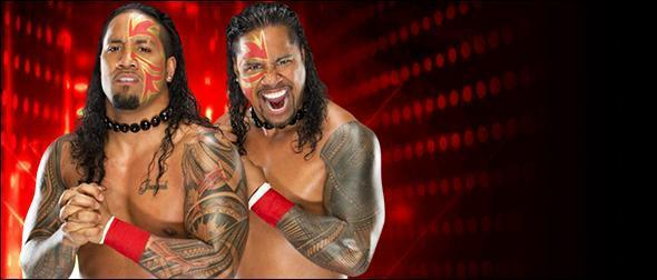 WWE 2K19 Roster Jimmy Uso Superstar Profile