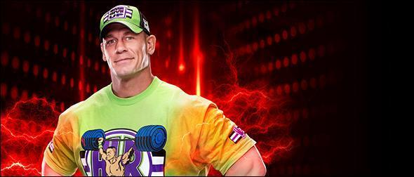 WWE 2K19 Roster John Cena Superstar Profile
