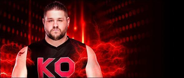 WWE 2K19 Kevin Owens Roster Profile