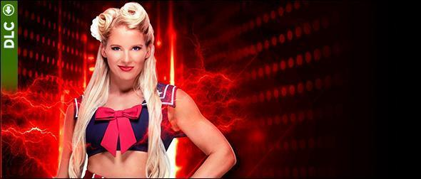 WWE 2K19 Roster Lacey Evans Superstar Profile