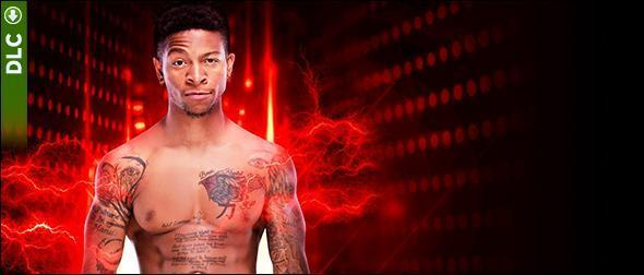 WWE 2K19 Roster Lio Rush Superstar Profile