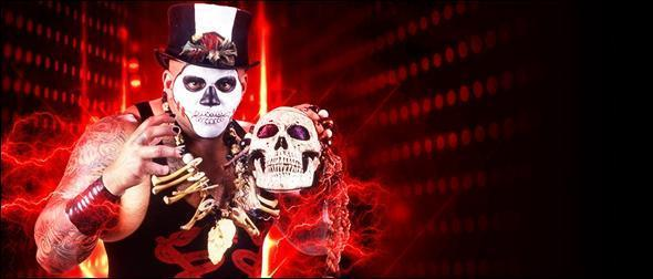 WWE 2K19 Roster Papa Shango Superstar Profile