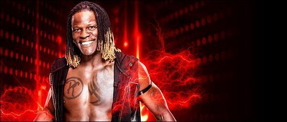 WWE 2K19 Roster R-Truth Superstar Profile