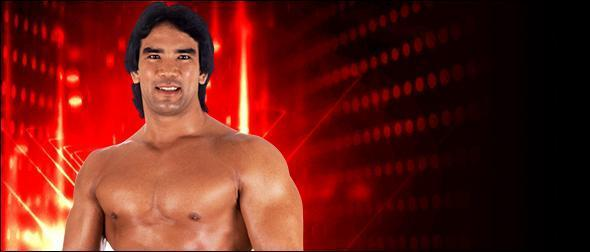 WWE 2K19 Roster Ricky The Dragon Steamboat Deluxe Profile