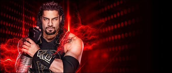 WWE 2K19 Roster Roman Reigns Superstar Profile