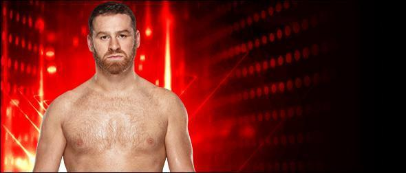 WWE 2K19 Roster Sami Zayn Superstar Profile