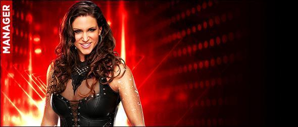 WWE 2K19 Roster Stephanie McMahon Manager Superstar Profile