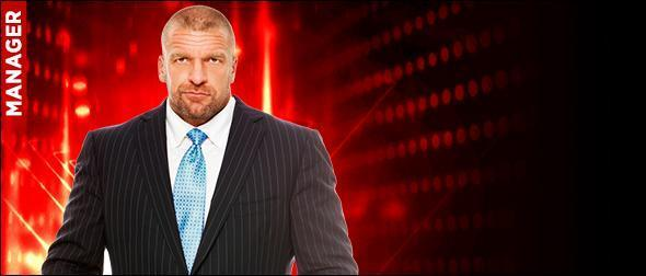 WWE 2K19 Roster Triple H 2013 Manager Profile