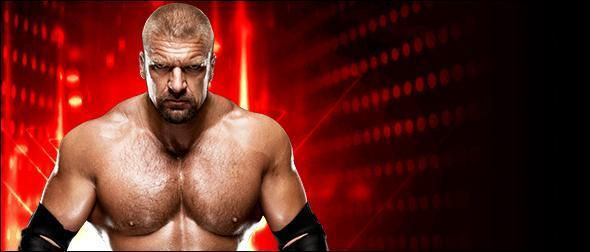 WWE 2K19 Roster Triple H Profile