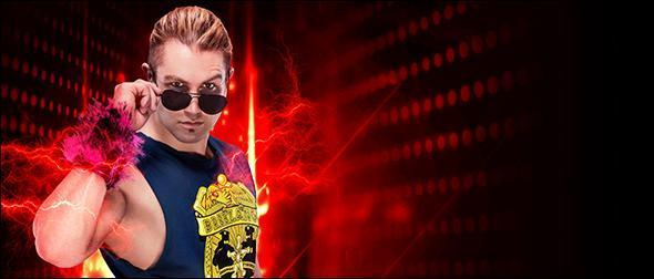 WWE 2K19 Roster Tyler Breeze Superstar Profile