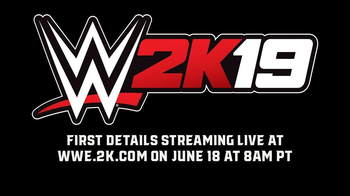 WWE 2K19 Cover Superstar To Be Revealed on Monday - Live Conference Details, Time Zones and more!