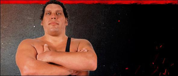 WWE 2K20 Roster Andre The Giant Superstar Profile