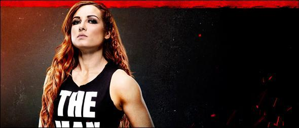 WWE 2K20 Roster Becky Lynch Profile