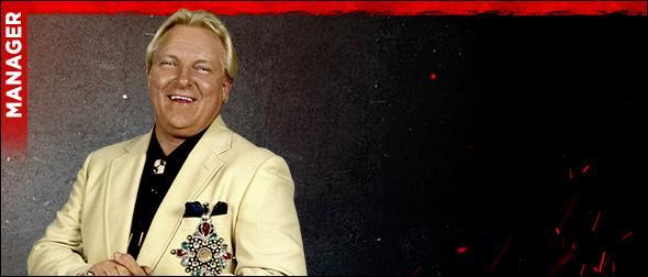 WWE 2K20 Roster Bobby The Brain Heenan Superstar Profile