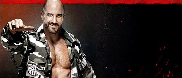 WWE 2K20 Roster Cesaro Superstar Profile