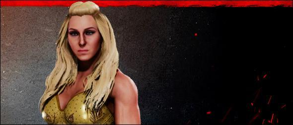 WWE 2K20 Charlotte Flair Profile