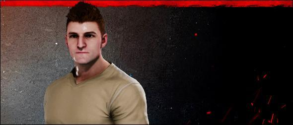 WWE 2K20 Roster Cole Quinn Superstar Profile