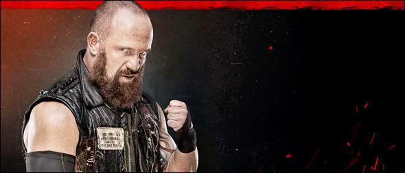 WWE 2K20 Roster Eric Young Superstar Profile
