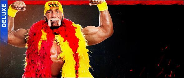 WWE 2K20 Roster Hulk Hogan Superstar Profile
