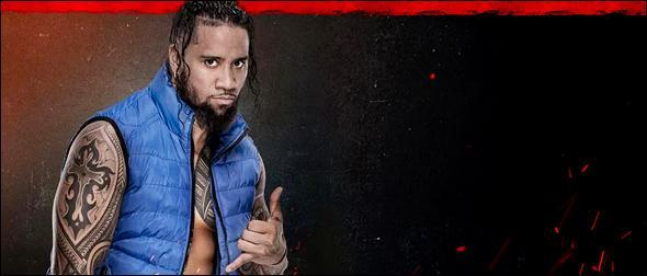 WWE 2K20 Roster Jey Uso Superstar Profile
