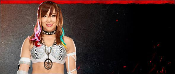 WWE 2K20 Roster Kairi Sane Superstar Profile