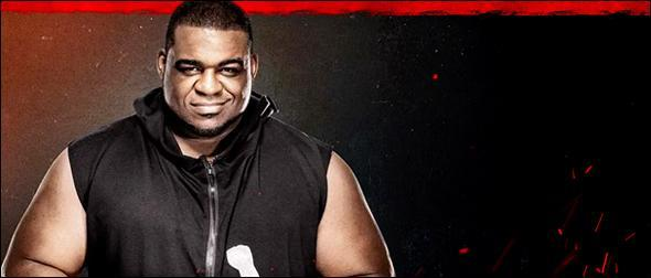 WWE 2K20 Roster Keith Lee Superstar Profile
