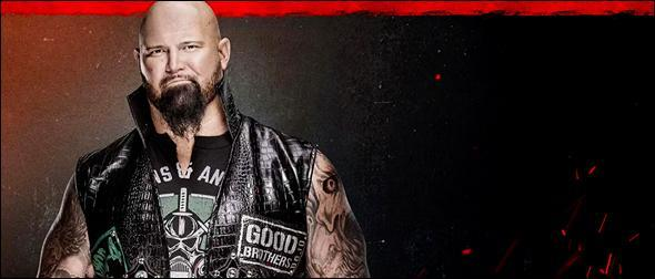 WWE 2K20 Roster Luke Gallows The Club Superstar Profile