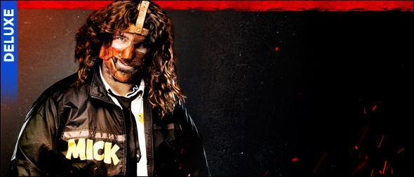 WWE 2K20 Roster Mankind Superstar Profile
