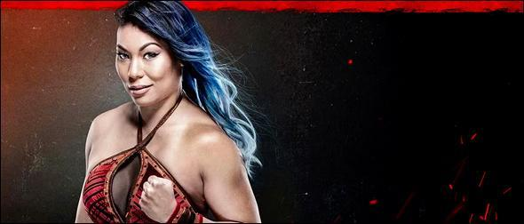 WWE 2K20 Roster Mia Yim Superstar Profile