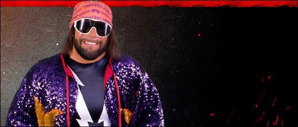 WWE 2K20 Roster Macho Man Randy Savage Deluxe Edition Profile