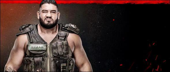 WWE 2K20 Roster Rezar Authors of Pain Profile