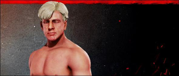 WWE 2K20 Roster Ric Flair Deluxe Collector's Edition Profile