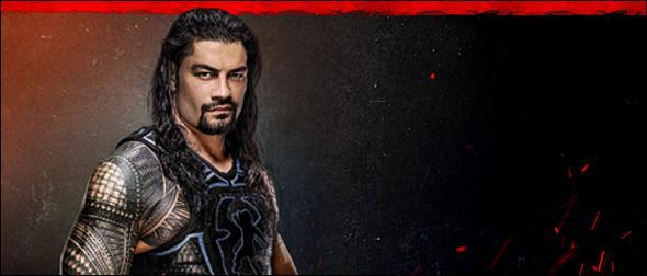 WWE 2K20 Roster Roman Reigns Superstar Profile