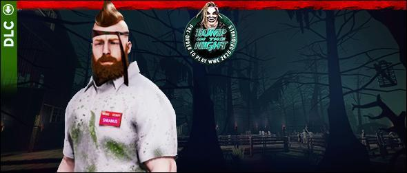 WWE 2K20 Roster Sheamus Superstar Profile