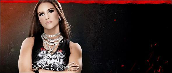WWE 2K20 Roster Stephanie McMahon Superstar Profile