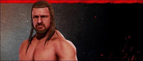 WWE 2K20 Roster Triple H Profile