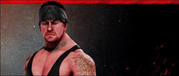 WWE 2K20 Roster Undertaker 2002 Deluxe Edition Profile