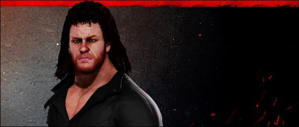 WWE 2K20 Roster Undertaker 1991 Deluxe Edition Profile