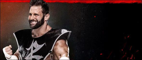 WWE 2K20 Roster Zack Ryder Superstar Profile