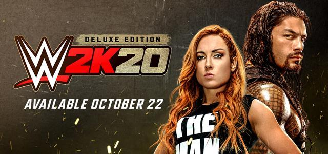 WWE 2K20: Official Release Date, Cover Reveal, SmackDown Edition, Features and more!