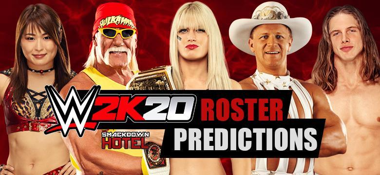 WWE 2K20 Roster Predictions - Odds for Every WWE Superstar!