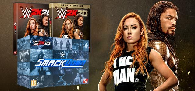 WWE 2K20 Game Editions Guide: Deluxe & Collector's Editions Details - Everything You Need To Know!